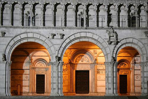 Lucca - il Duomo
