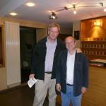 Con Rick Steves