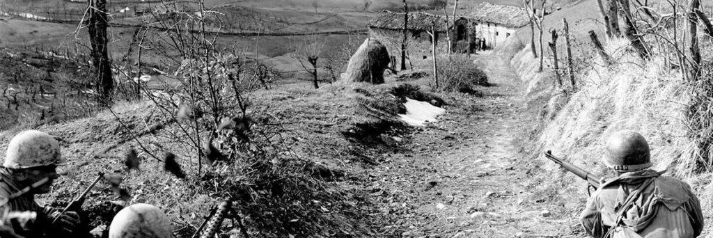 Luoghi della seconda guerra mondiale