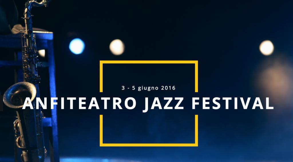 Anfiteatro jazz 2016