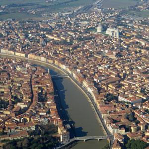 Tour ebraico di Pisa