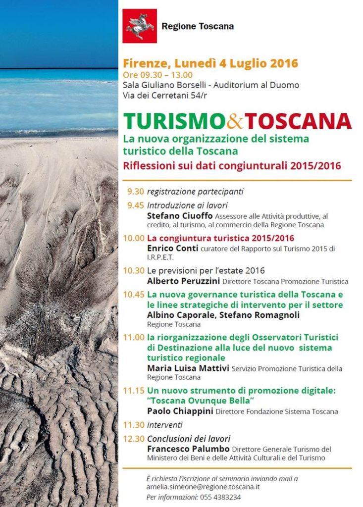 Toscana e Turismo