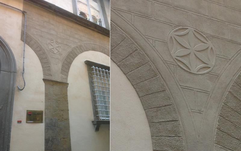 Dettaglio facciata