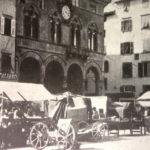 Lucca - facciate San Michele