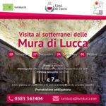 Visita ai sotterranei delle Mura di Lucca