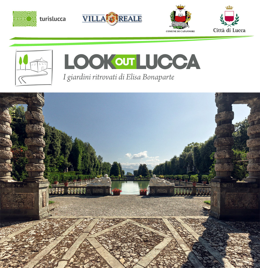 Look out Lucca- flyer