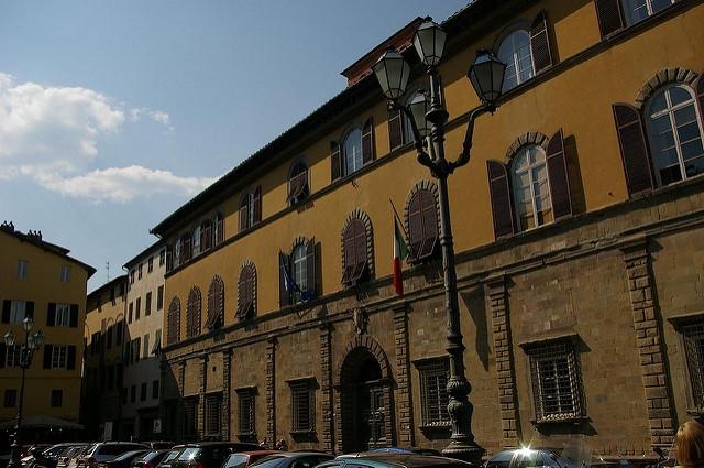 Palazzo Bernardini - Lucca