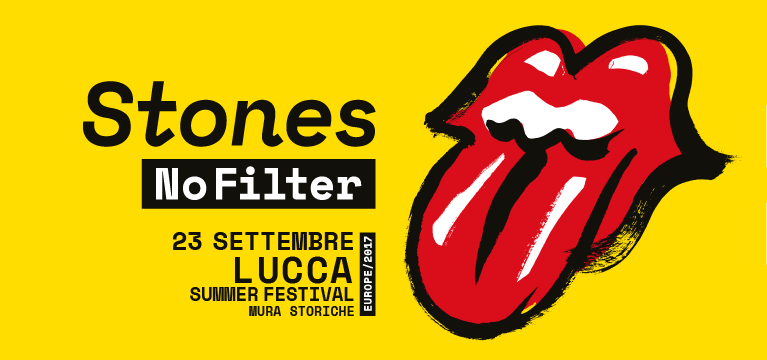 Rolling Stones - no filter