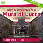 flyer - sotterrnaei delle Mura di Lucca