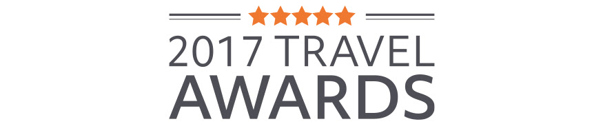 2017 travel awards by Viator