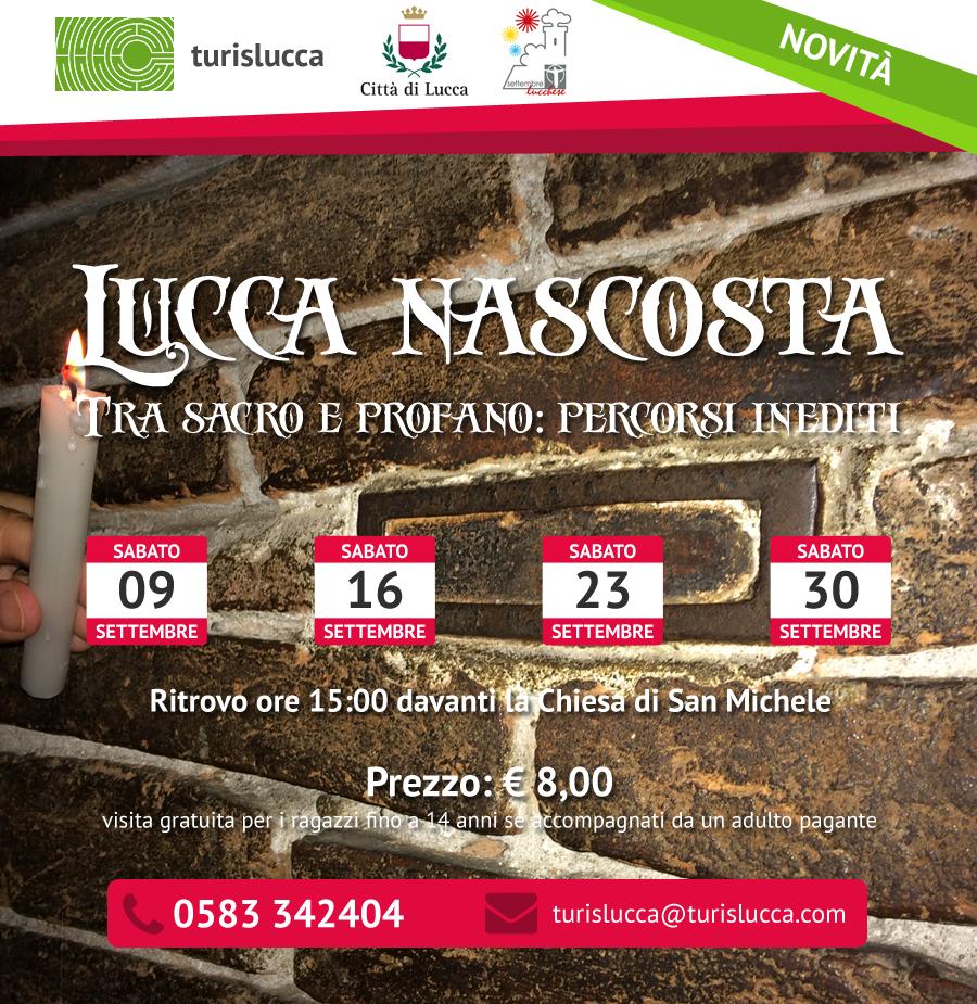 Lucca nascosta
