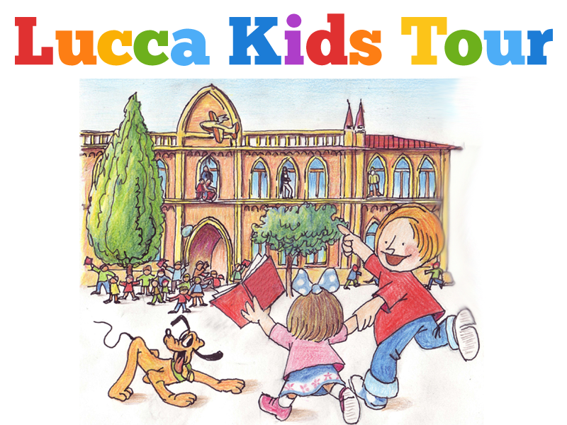 Lucca Kids Tour - logo