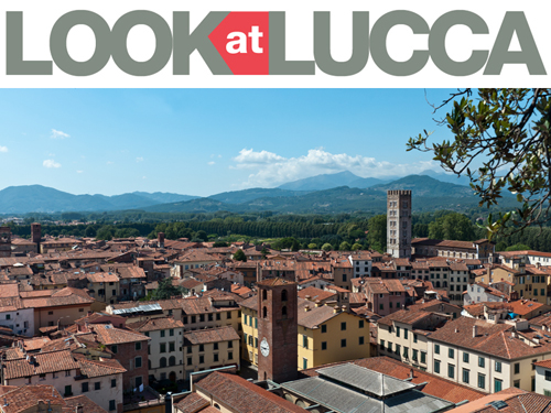 Look at Lucca - banner