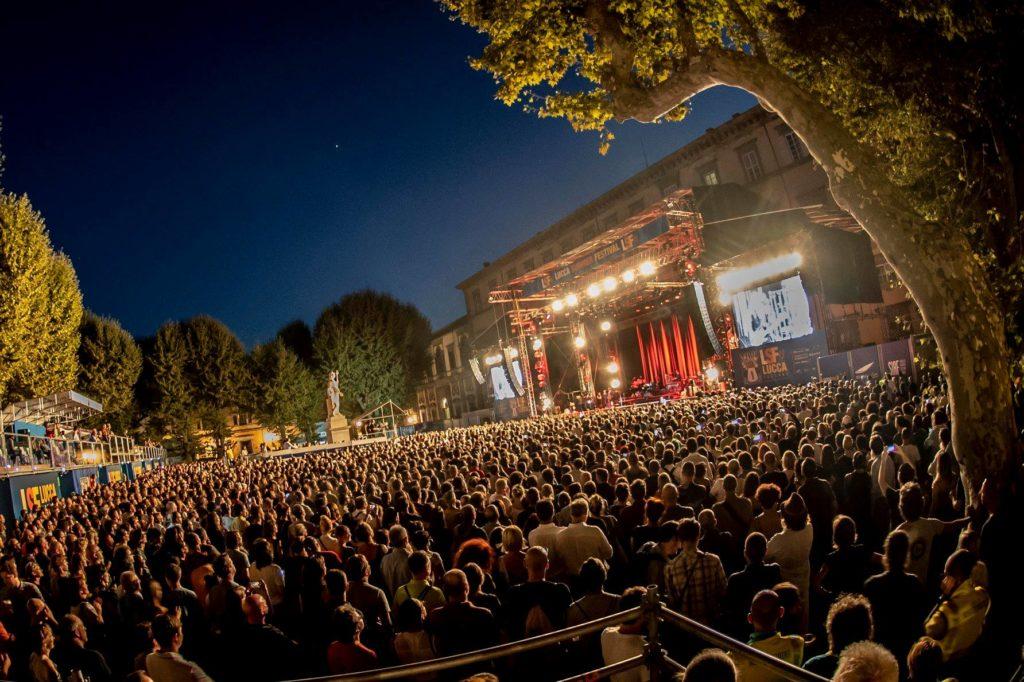 Nick Cave al Summer Festival