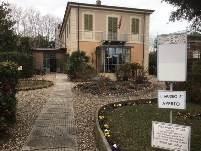 Casa Museo Giacomo Puccini