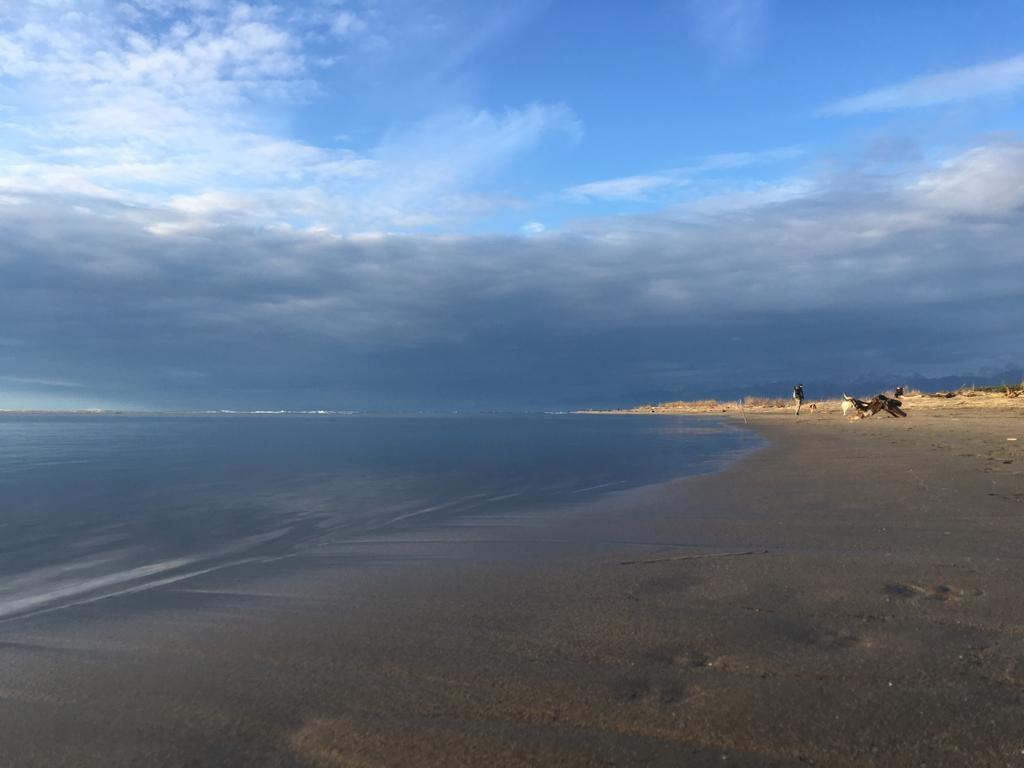 Mare d'inverno - Versilia