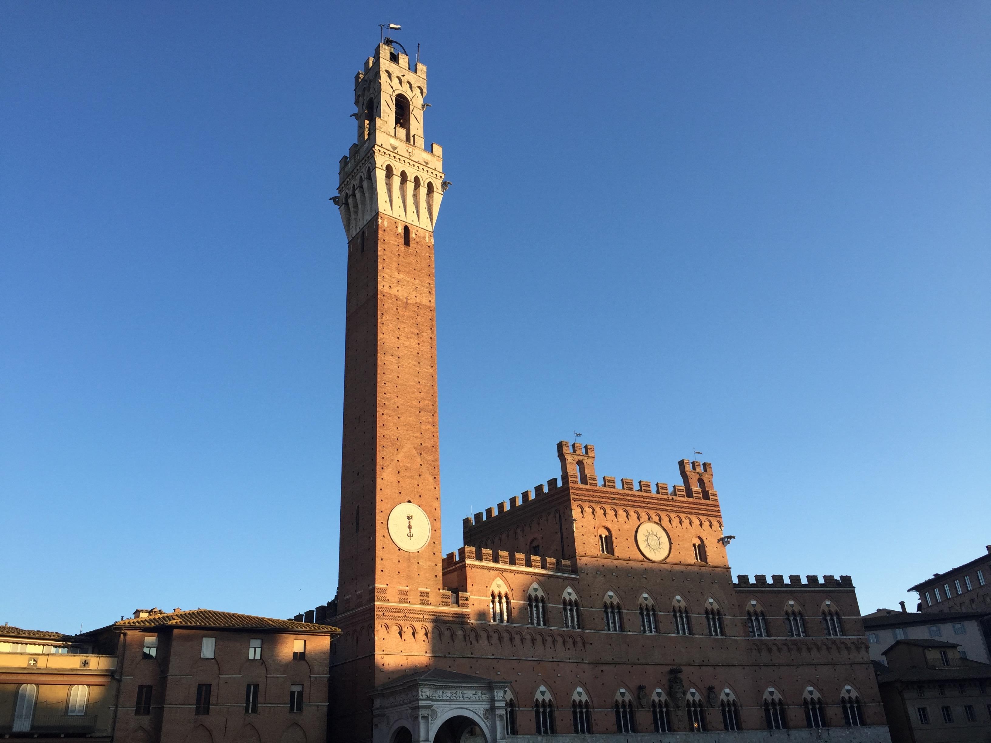 Siena_Piazza del Campo