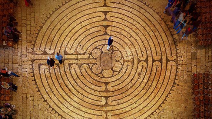 Labirinto - Cattedrale di Chartres