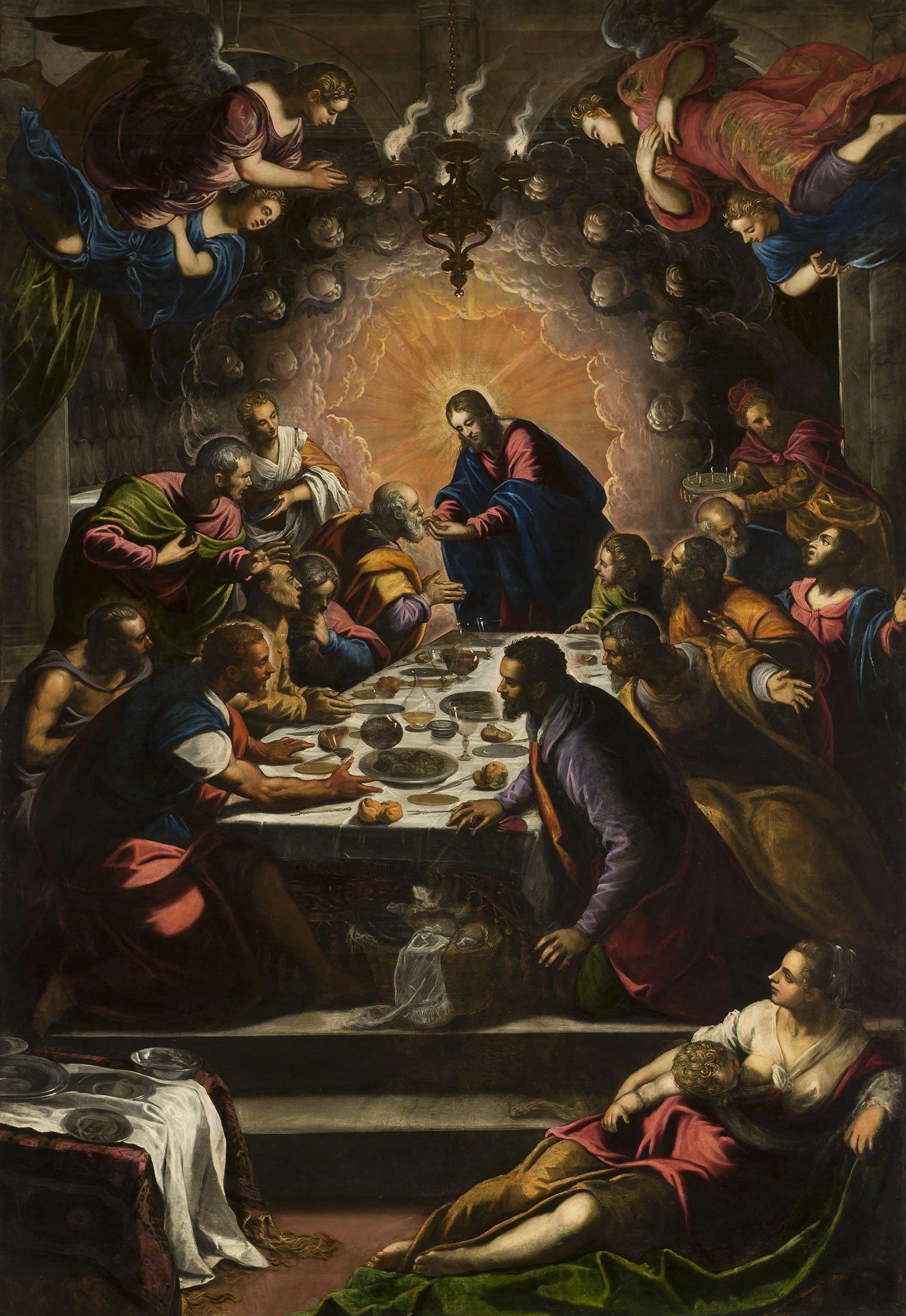 L'ultima Cena di Tintoretto