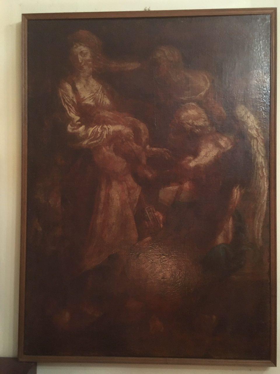 Dipinto di Pompeo Batoni fatto da un allievo