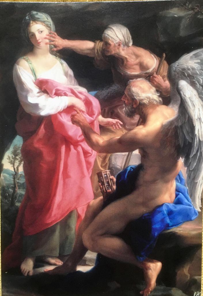 Dipinto di Pompeo Batoni alla National Gallery