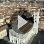Lucca dall'alto