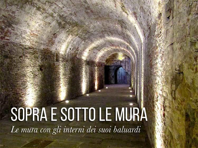 Sopra e sotto le mura